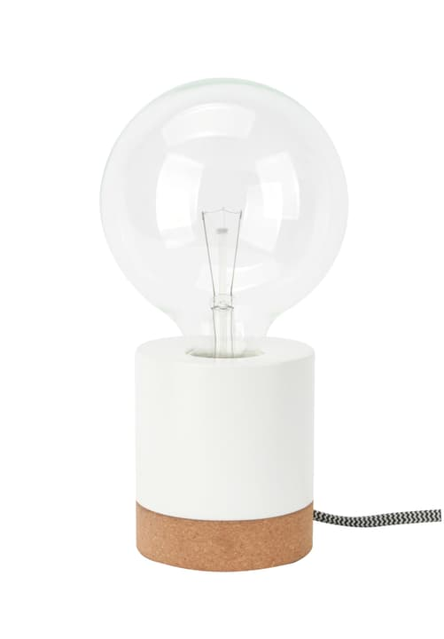 TAJO Lampe de table 380122100000 Dimensions H: 10.0 cm Couleur Blanc Photo no. 1