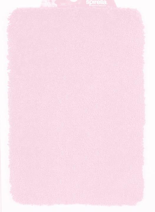 Tappeti da bagno Highland spirella 675265000000 Colore Rose N. figura 1