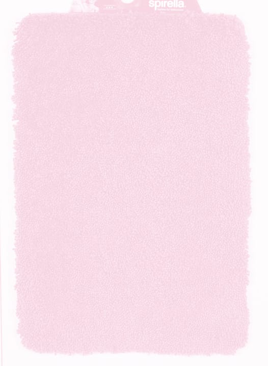 Tappeti da bagno Highland spirella 675265100000 Colore Rose N. figura 1