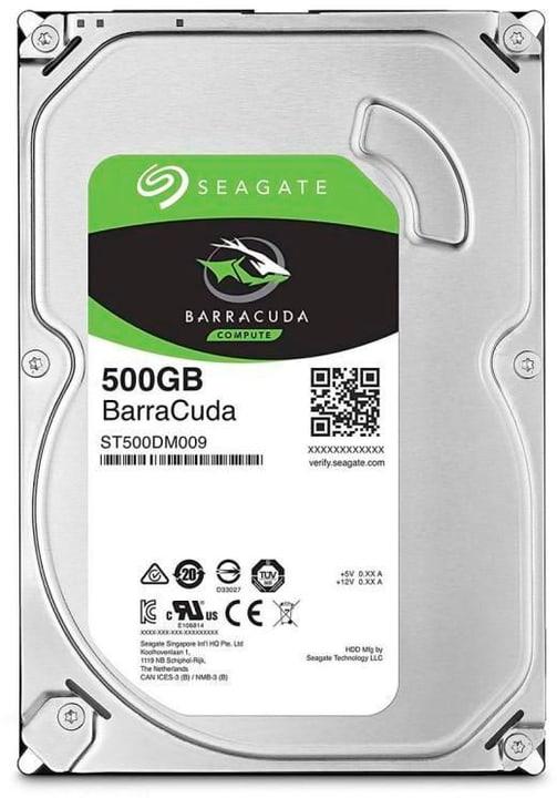 """BarraCuda SATA 3.5"""" 500 GB Disque Dur Interne HDD Seagate 785300145849 Photo no. 1"""