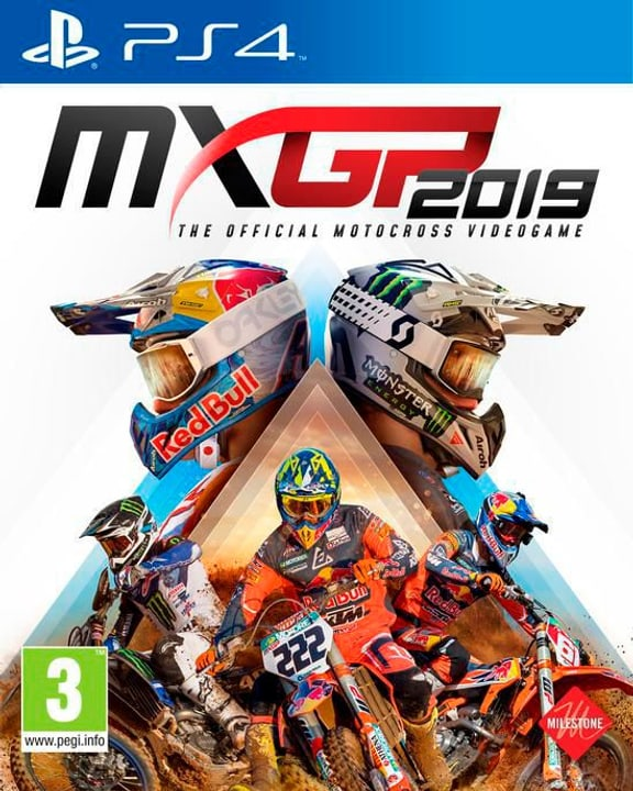 PS4 - MXGP 2019 Box 785300145214 Photo no. 1