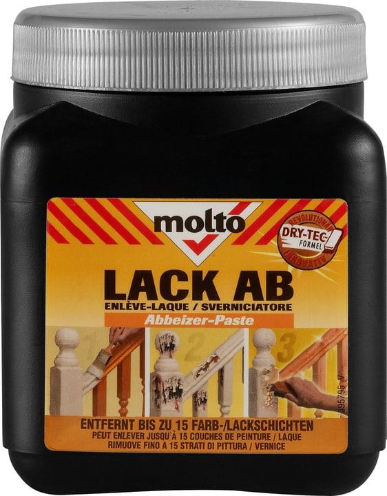 Lack ab Abbeizer-Paste Molto 676024800000 Farbe Transparent Bild Nr. 1