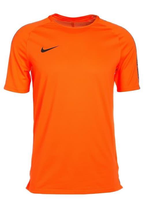 Breathe Squad Top Shirt de football pour homme Nike 498276400534 Couleur orange Taille L Photo no. 1