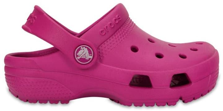 Coast Sandales pour enfant Crocs 460655124045 Couleur violet Taille 24 Photo no. 1