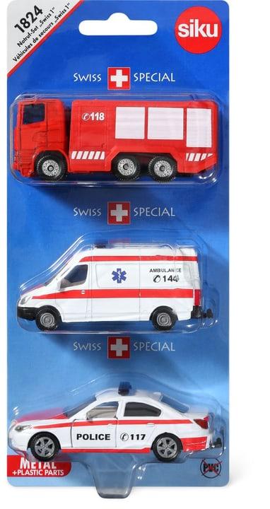Siku Super Cars Suisse, 3 Pce 744126190000 Langue Allmend Photo no. 1
