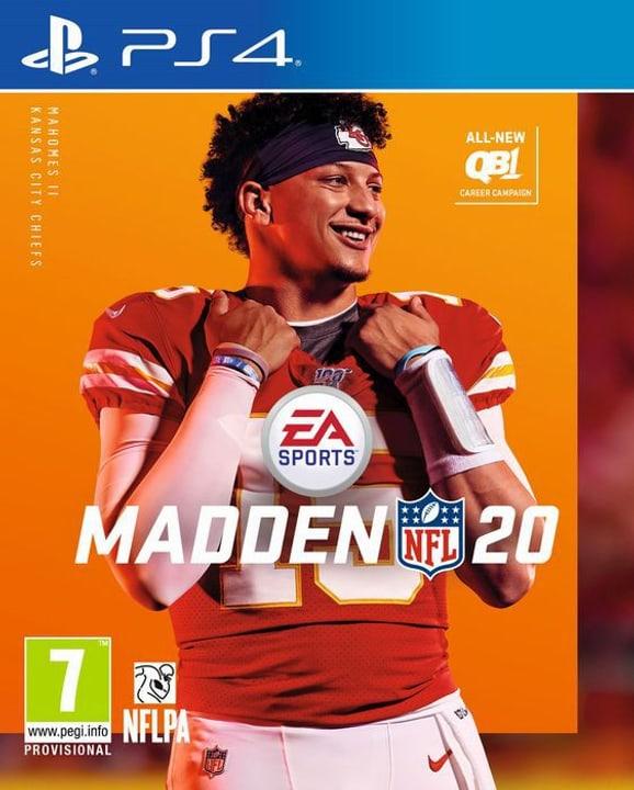 PS4 - Madden NFL 20 Box 785300144337 Photo no. 1