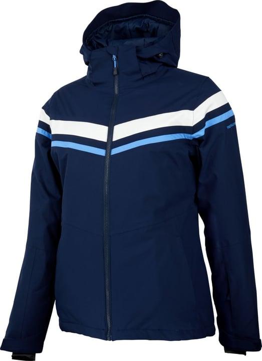 Veste de ski pour femme Trevolution 462537203443 Couleur bleu marine Taille 34 Photo no. 1