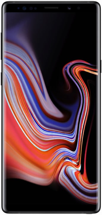 Galaxy Note9 Dual SIM 128GB Midnight Black Smartphone Samsung 794630600000 Bild Nr. 1