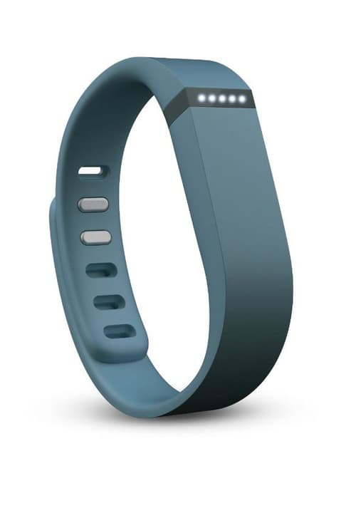 Flex Activity Tracker ardoise Fitbit 797853600000 Photo no. 1