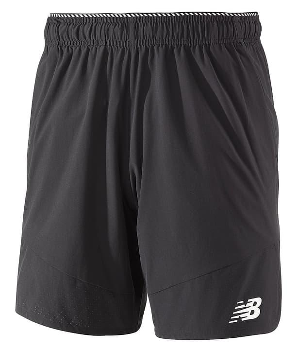 Woven Short Short pour homme New Balance 470199400420 Couleur noir Taille M Photo no. 1