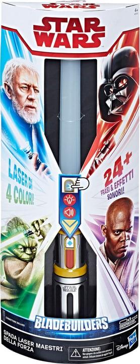 Star Wars Spada Laser Maestri Della Forza (I) 747453590200 N. figura 1