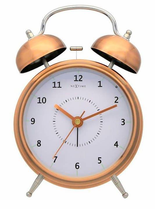 Wecker Wake Up Kupfer 12.5 cm Du NexTime 785300138471 Bild Nr. 1