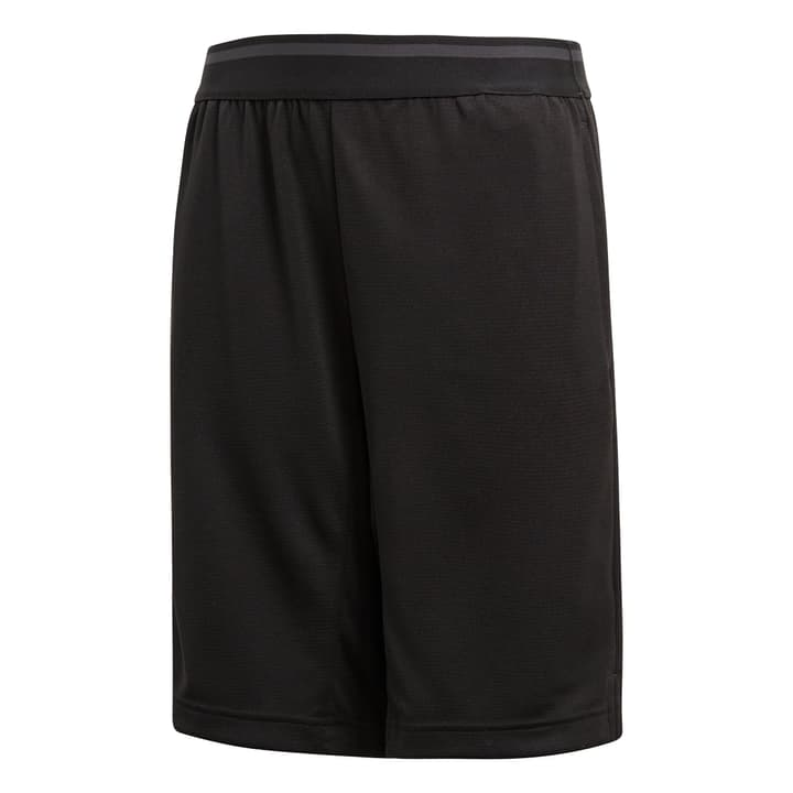 YB TR COOL SHORT Short pour garçon Adidas 464529316420 Couleur noir Taille 164 Photo no. 1