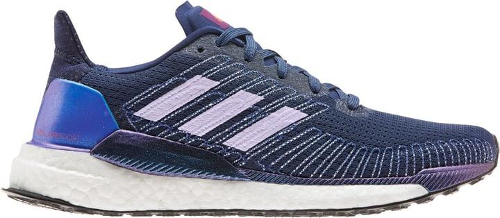 Solar Boost Damen-Runningschuh Adidas 492876437022 Farbe dunkelblau Grösse 37 Bild-Nr. 1
