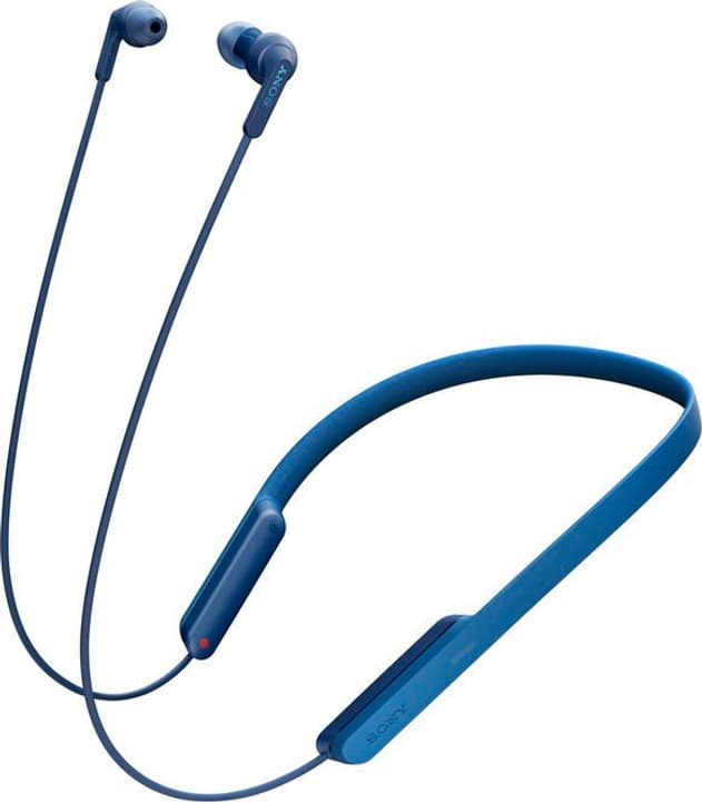 MDR-XB70BT - Bleu Casque In-Ear Sony 785300123602 Photo no. 1
