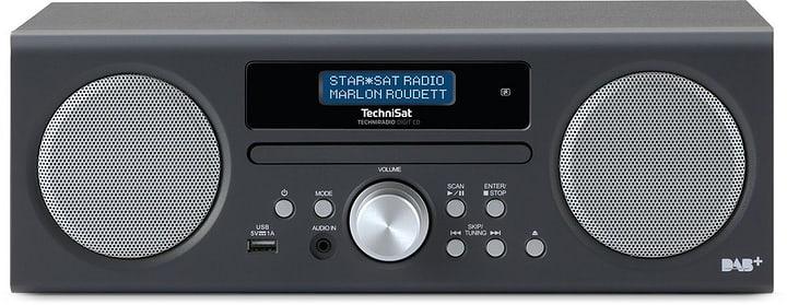 TechniRadio Digit CD - Anthrazit Digitalradio DAB+ Technisat 785300134716 Bild Nr. 1