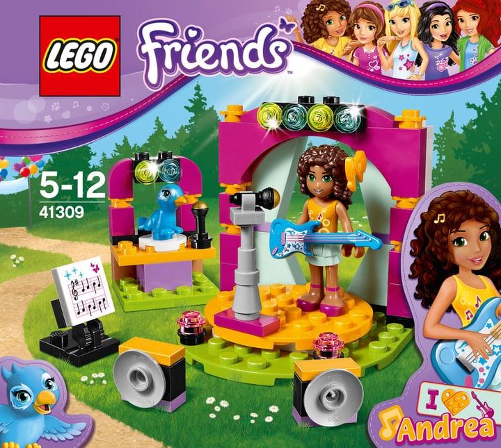 LEGO Friends Il duetto musicale di Andrea 41309 748826900000 N. figura 1