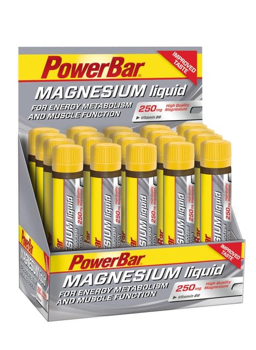 Magnesium Liquid Boisson rafraîchissante 25 ml Powerbar 471908500100 Goût Citrus Photo no. 1