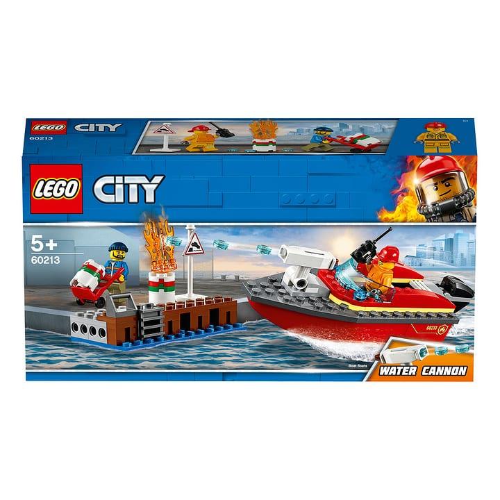 LEGO City 60213 L'incendie sur l 748706800000 Photo no. 1