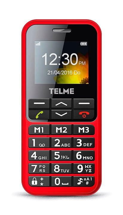 C151 rouge Téléphone mobile Telme 785300125403 Photo no. 1