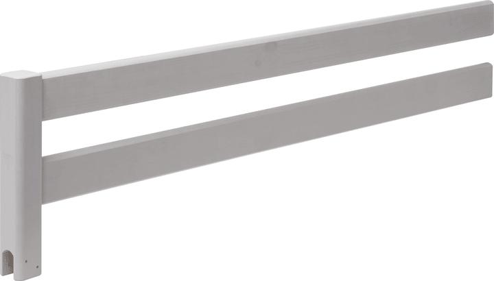 CLASSIC 3/4 Sicherung Flexa 404988400000 Grösse B: 157.0 cm Farbe Grau Bild Nr. 1