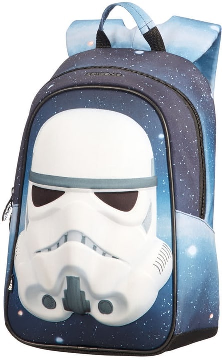 Star Wars Ultimate - Backpack S+ Junior - Stormtrooper Samsonite 785300131376 Photo no. 1