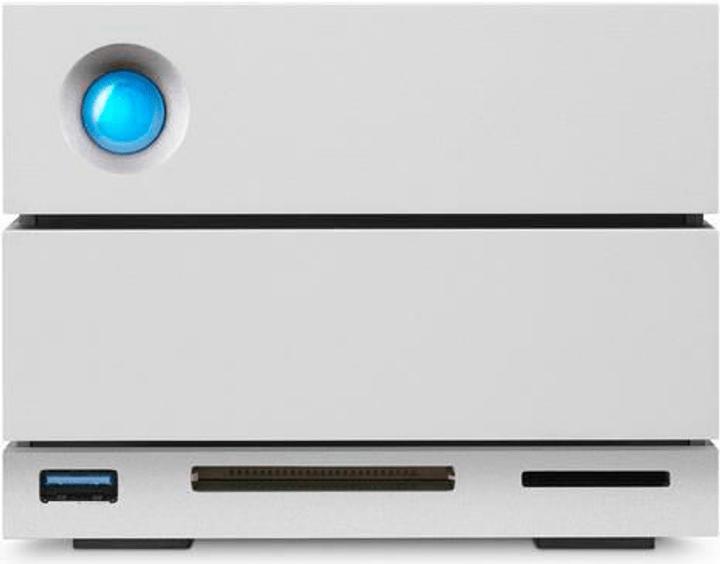 2big Dock Thunderbolt 3 8TB Hard disk Esterno HDD Lacie 785300132383 N. figura 1