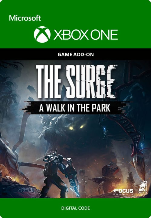 Xbox One - The Surge: A Walk in the Park Digitale (ESD) 785300135560 N. figura 1