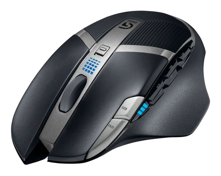 G602 Wireless Gaming Mouse Logitech G 797932500000 Photo no. 1
