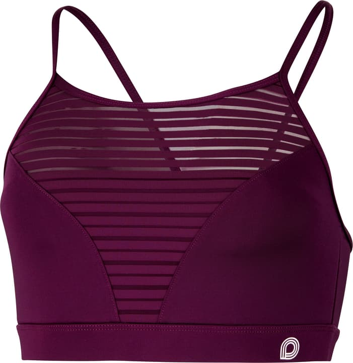 Soutien-gorge de sport Perform 462042800549 Colore viola chiaro Taglie L N. figura 1