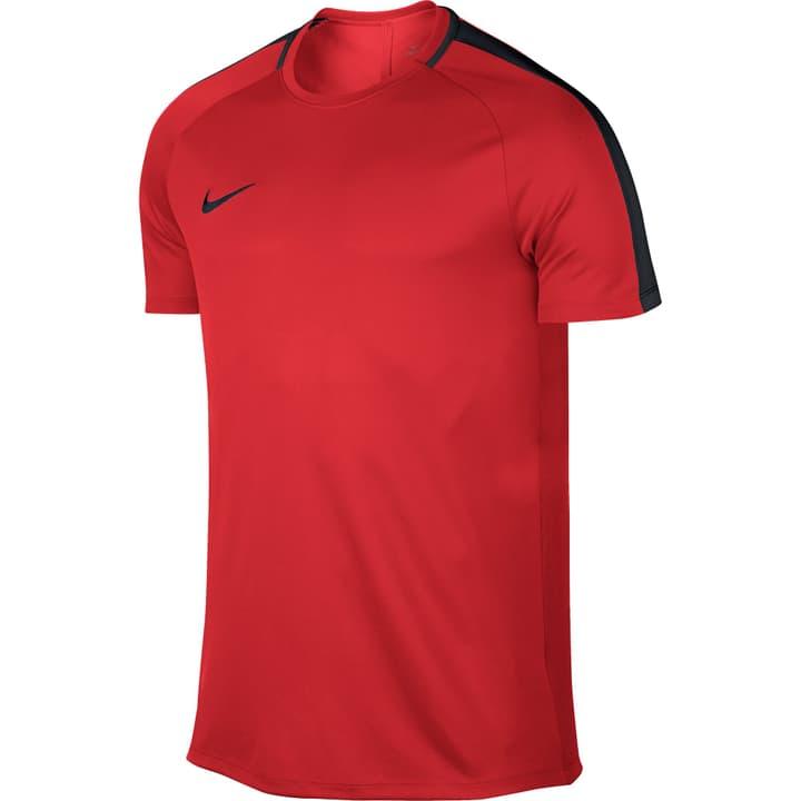 Dry Top SS Academy Shirt de football pour homme Nike 498272100333 Couleur rouge foncé Taille S Photo no. 1