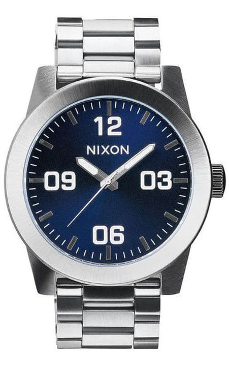 Corporal SS Blue Sunray 48 mm Montre bracelet Nixon 785300136967 Photo no. 1