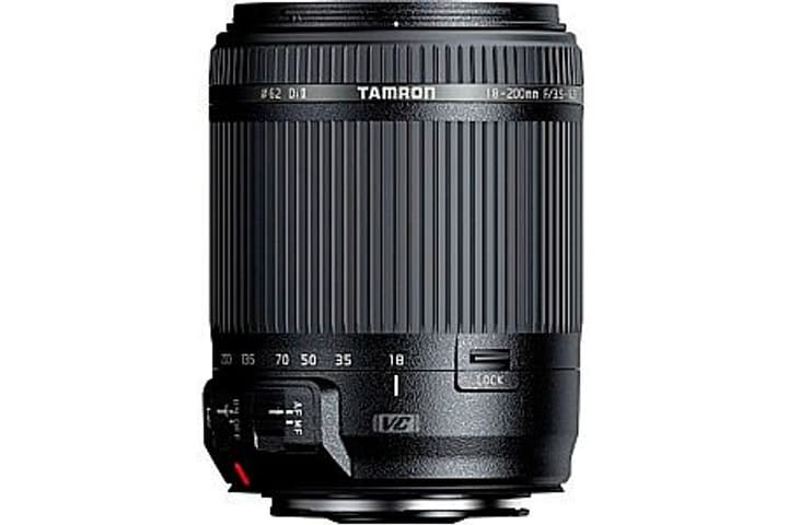 AF 18-200mm f/3.5-6.3 Di II VC per Nikon Obiettivo Tamron 785300123876 N. figura 1