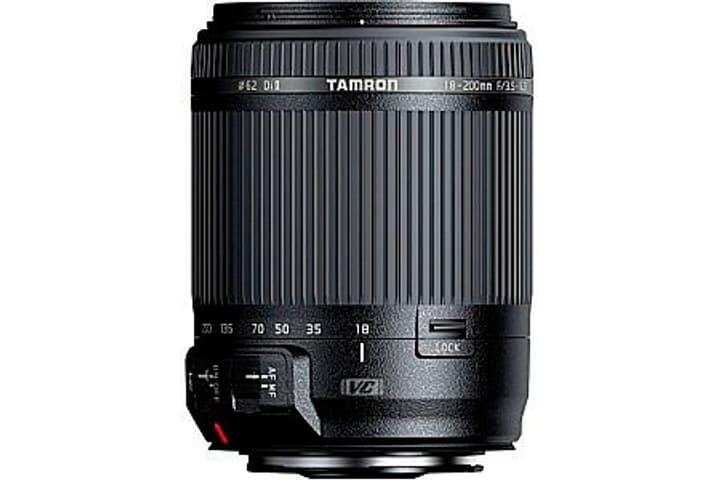 AF 18-200mm f/3.5-6.3 Di II VC pour Nikon Tamron 785300123876 Photo no. 1