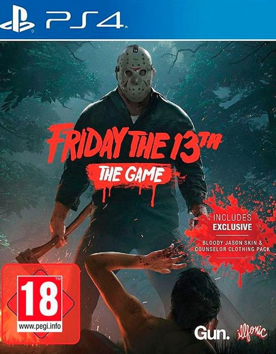 Friday the 13th [PS4] (E/d) 785300130015 N. figura 1