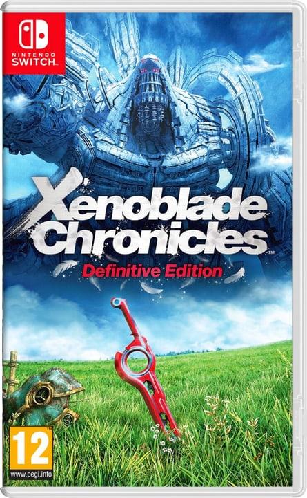 Edition définitive Xenoblade Chronicles Box 785300151975 Photo no. 1