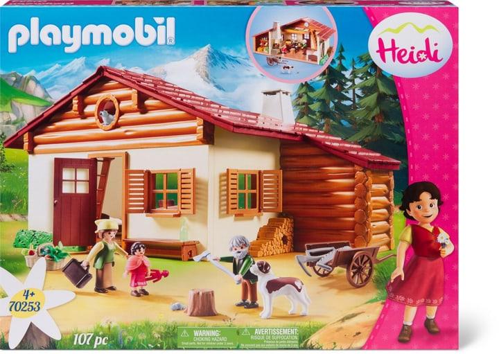 Heidi und Grossvater Almhütte 70253 747344000000 Bild Nr. 1