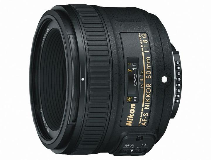 Nikkor AF-S 50mm 1.8 Objectif Nikon 793382500000 Photo no. 1