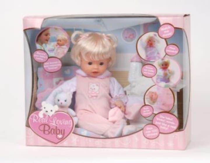 W8 MEIN LIEBSTES BABY Mattel 74447110000007 Bild Nr. 1