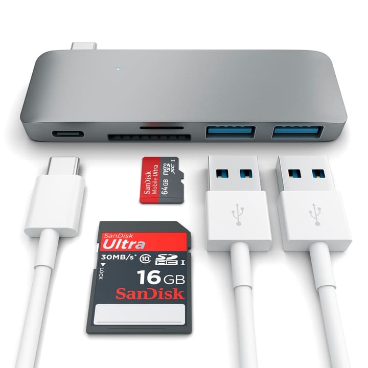 USB-C Combo Hub Satechi 785300131023 Photo no. 1