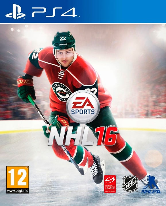 PS4 - NHL 16 Box 785300119964 N. figura 1