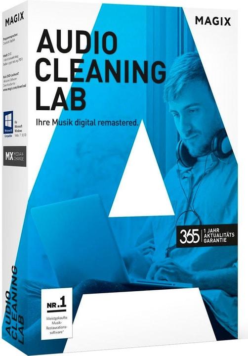 PC - Audio Cleaning Lab (Aktualitätsgarantie) Physique (Box) Magix 785300120912 Photo no. 1