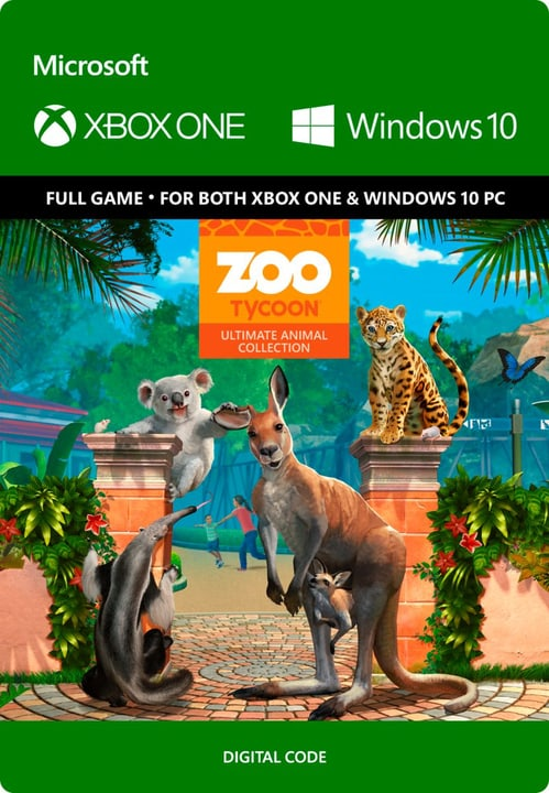 Xbox One - Zoo Tycoon: Ultimate Animal Collection Digital (ESD) 785300136374 Bild Nr. 1