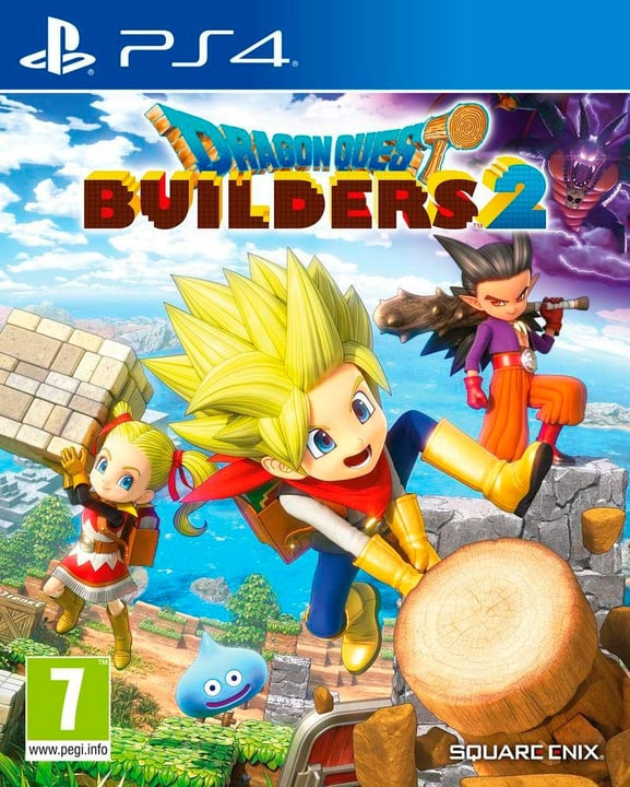 PS4 - Dragon Quest Builders 2 Box 785300144310 Langue Allemand Plate-forme Sony PlayStation 4 Photo no. 1