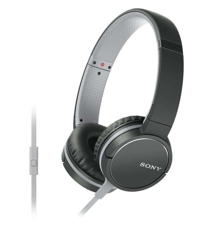 MDR-ZX660APB - Nero Cuffie On-Ear Sony 772767600000 N. figura 1