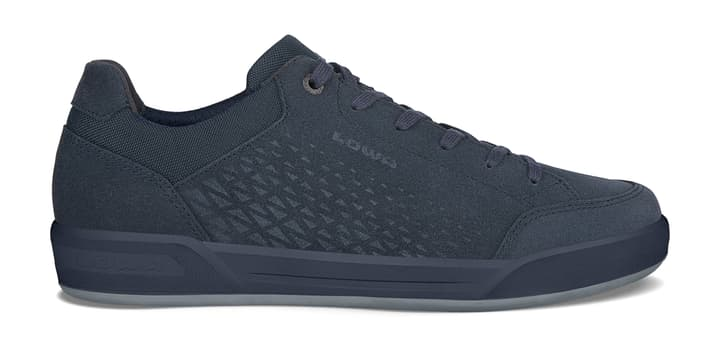 Lisboa Lo Chaussures de voyage pour homme Lowa 461107346040 Couleur bleu Taille 46 Photo no. 1
