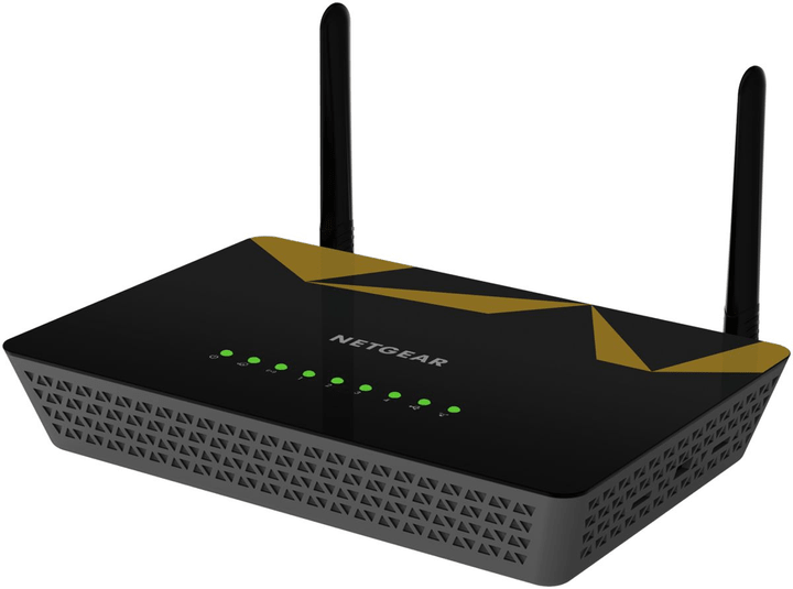 R6220-100PES AC1200 Wireless 802.11ac Dual-Band Gigabit Router Netgear 797965300000 Photo no. 1