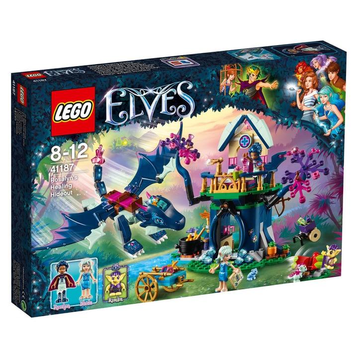 LEGO Elves Il santuario della salute di Rosalyn 41187 Lego 74884690000017 No. figura 1