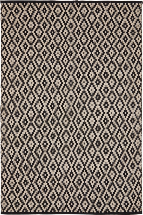 KATHRIN Tapis 411979412020 Couleur noir Dimensions L: 120.0 cm x P: 170.0 cm Photo no. 1