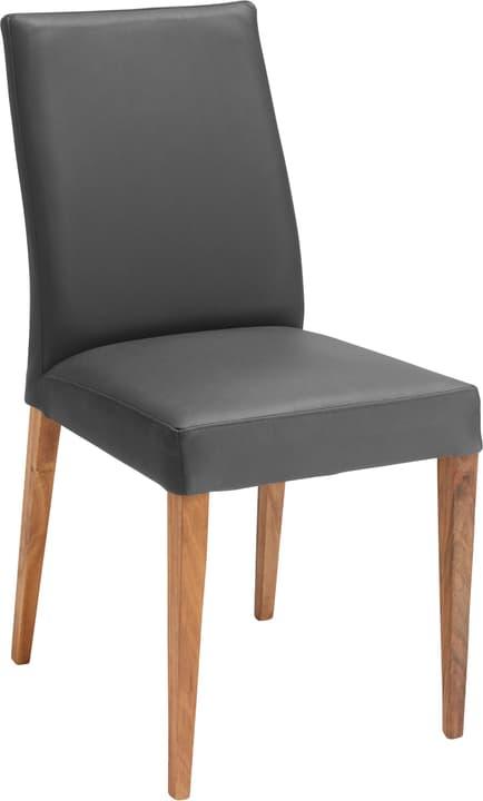 SERRA Stuhl 402355600084 Grösse B: 46.0 cm x T: 57.0 cm x H: 92.0 cm Farbe Anthrazit Bild Nr. 1